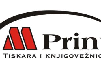 Tiskara i knjigovežnica M-Print