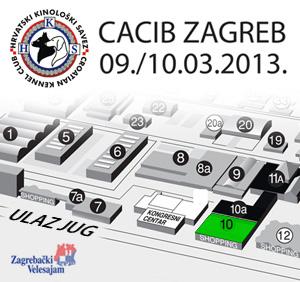 Posjetite naš štand na CACIBU 2013. ovog vikenda!