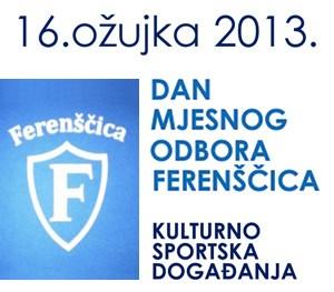 16.3. slavimo s mjesnim odborom Ferenščica