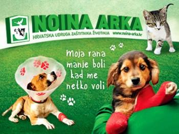 """Noina arka u akciji """"Udomljavanje je fora"""" - 13.4.2013."""