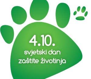 4.10. - Svjetski dan zaštite životinja