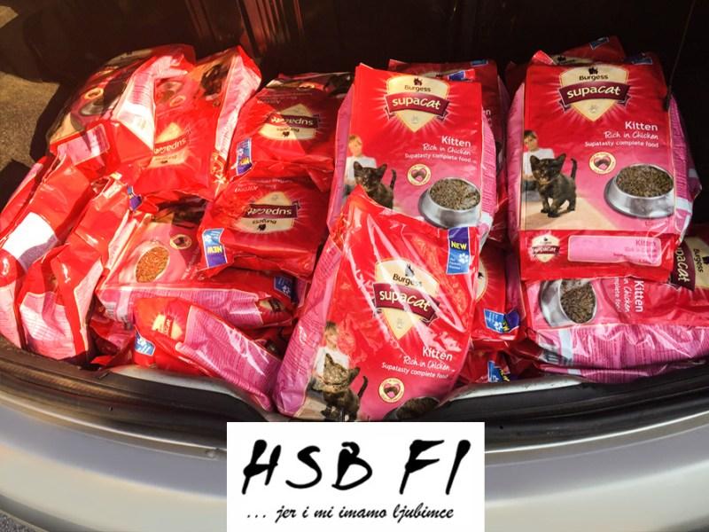 HSB-FI d.o.o. ponovno donira naše štićenike