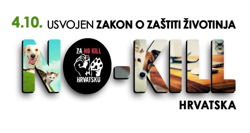 NO-KILL Hrvatska! :)