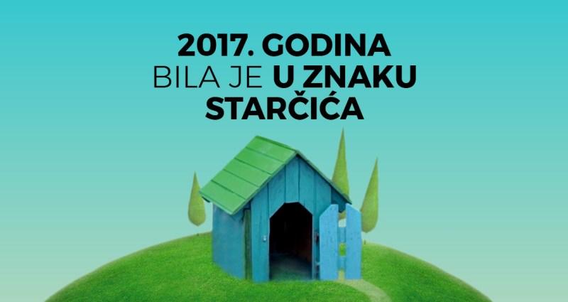 2017. godina – godina starčića