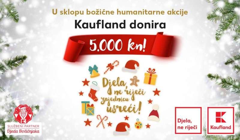 Kaufland-Sloboština donira - podržite Noinu arku