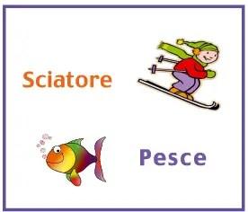 7 anni difficolt ortografiche sce sci e scie italiano for Sce sci scuola primaria
