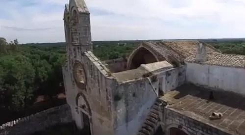 chiesa madonna della grotta ceglie messapica fai