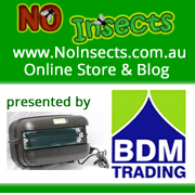 No Insects  Online Store & Blog presented by BDM Trading