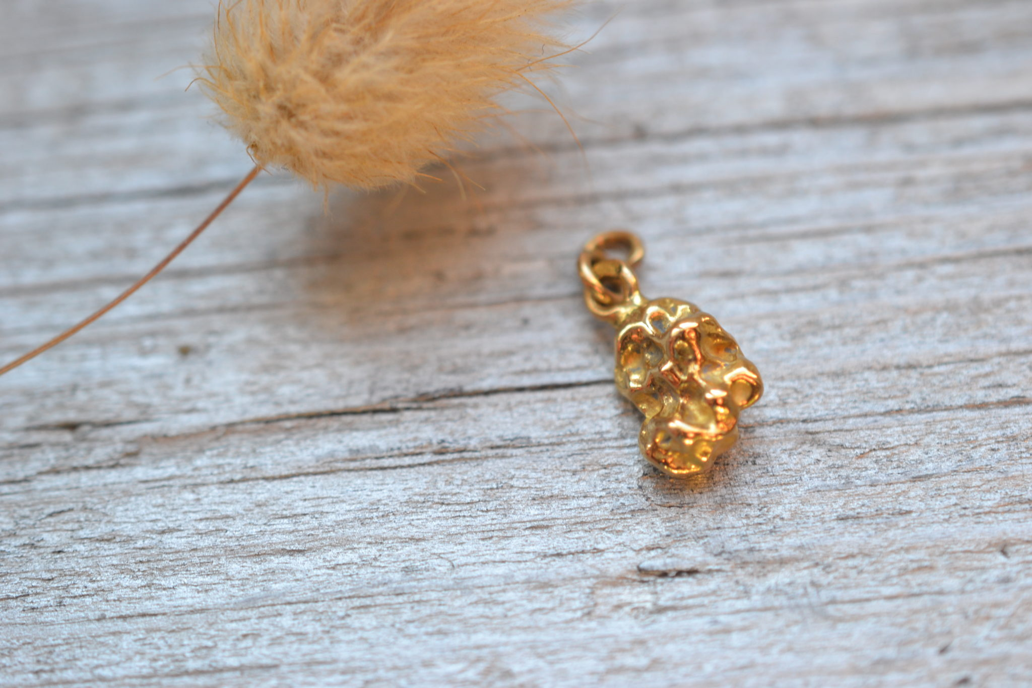 Pendentif ancien en or jaune 18 carats (750/1000) - un bijou Noircarat.fr