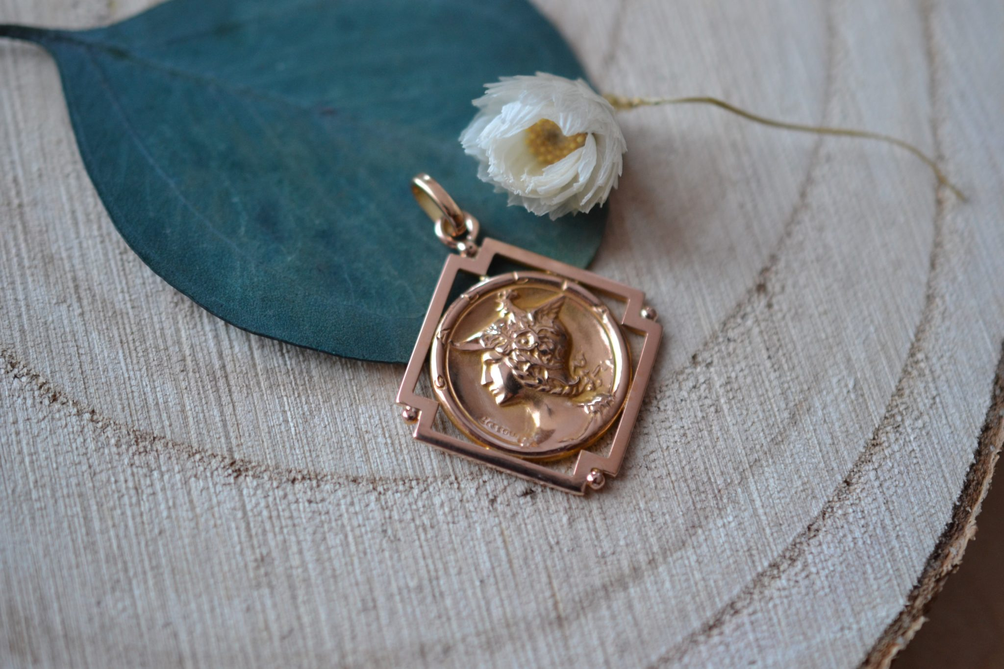Médaille Chevalier Romain