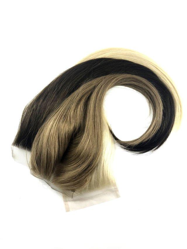 bulldog hair clips - noir hair boutique
