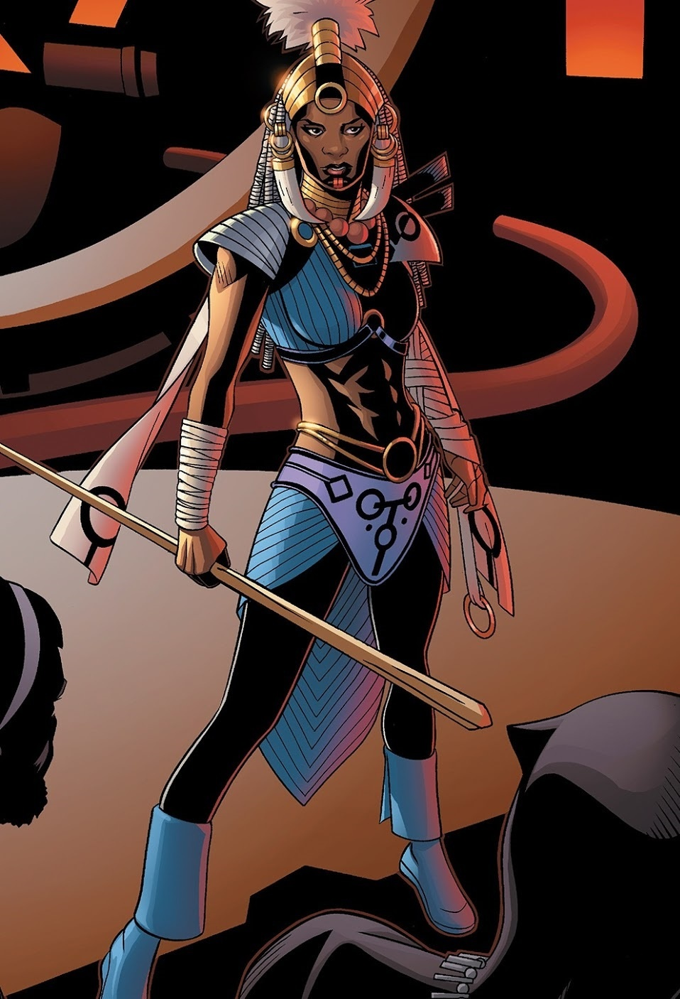 Woman Crush Wednesday: Shuri