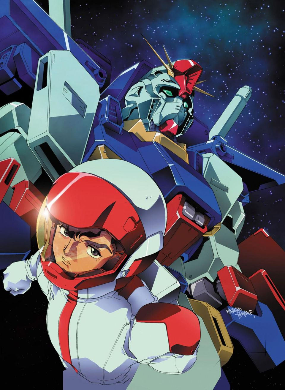 GSS: Double ZZ Gundam