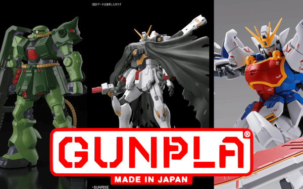 Getting into Gunpla: The basics