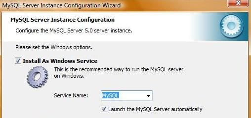 Installazione Mysql parte 1