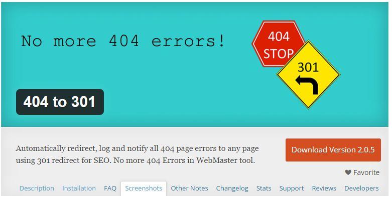 Error 404 nella nostra Google Web Master