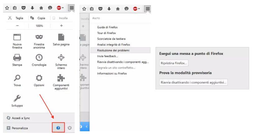 Rimuovere Adware da Firefox