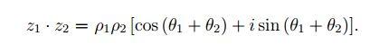 Teorema De Moivre numero complesso
