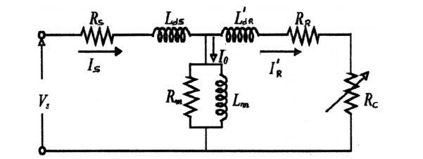 Motore Elettrico Trifase