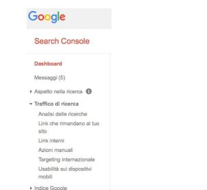 Targeting Iternazionale con Google Search Console e hreflang