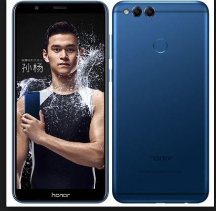 Foto cellulare Honor 7x