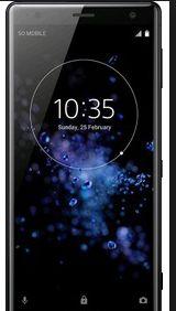 Cellulare Sonia Xperia XZ2