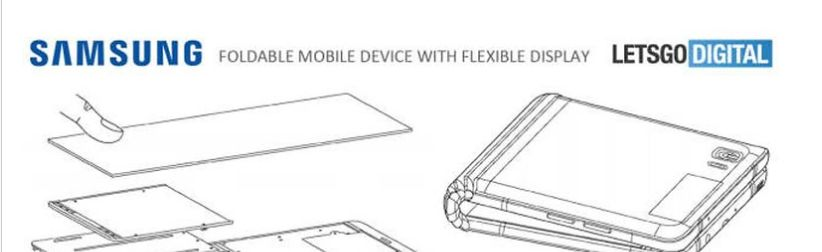 Cellulare pieghevole Samsung