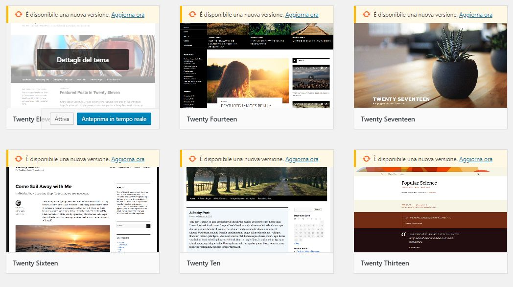 Tema WordPress Twenty