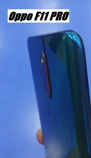 Smartphone Oppo F11 Pro