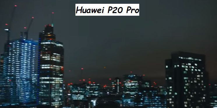 Cellulare Smartphone Huawei P 20 Pro