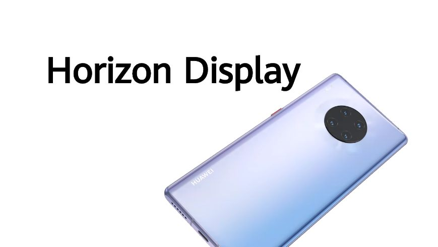 Cellulare Cinese Huawei Mate 30 Pro dotato di Android 10