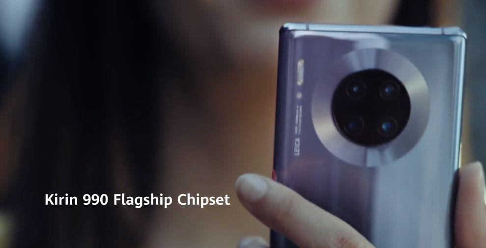 Kirin 990 flagship Chipset