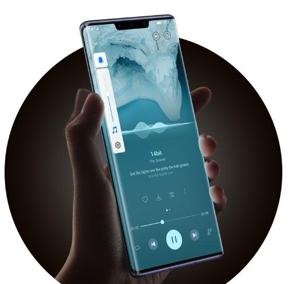 Cellulare Cinese Huawei Mate 30 Pro dotato di Android 10 e dispositivo per il super Slow Motion 32