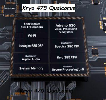 CPU Kryo 475 che viene installata sui Cellulari Samsuung e sui processori Xiaomi  Mi 10 light