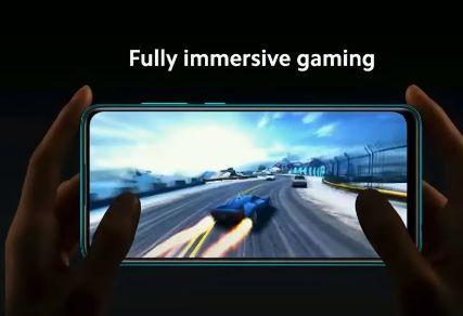 Foto presentazione Cellulare Smarthpone Cinese con Fotocamera