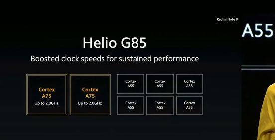 Foto Cellulare Caratteristiche tecniche Smartphone Xiaomi Redmi 9A
