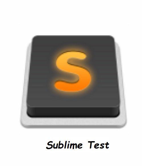 Software per programmazione Sublime Text Gratuito