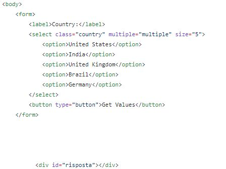 Passaggio di parametri da PHP a Html tramite chiamata asincrona Jquery parte 1