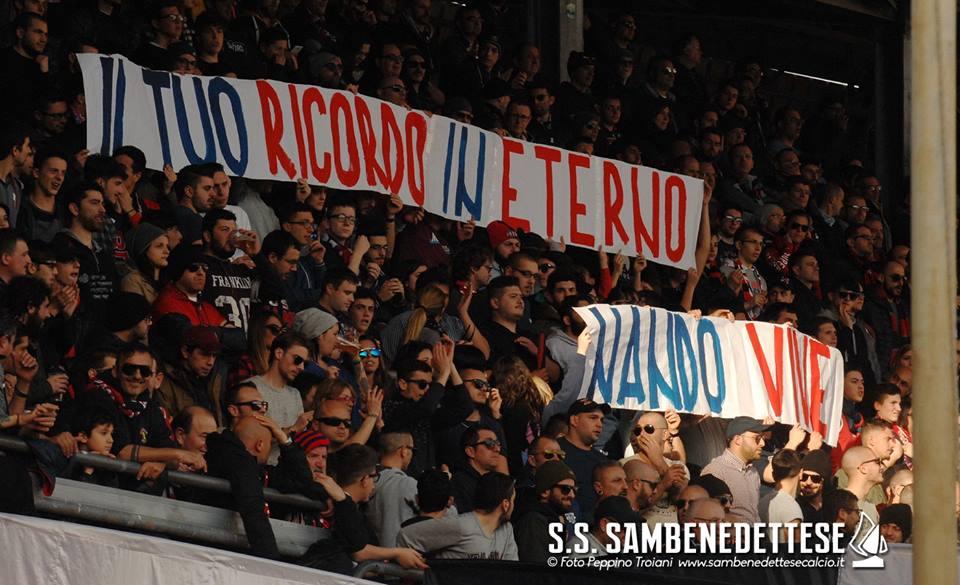 """Foto dal sito """"www.sambenedettesecalcio.it""""."""