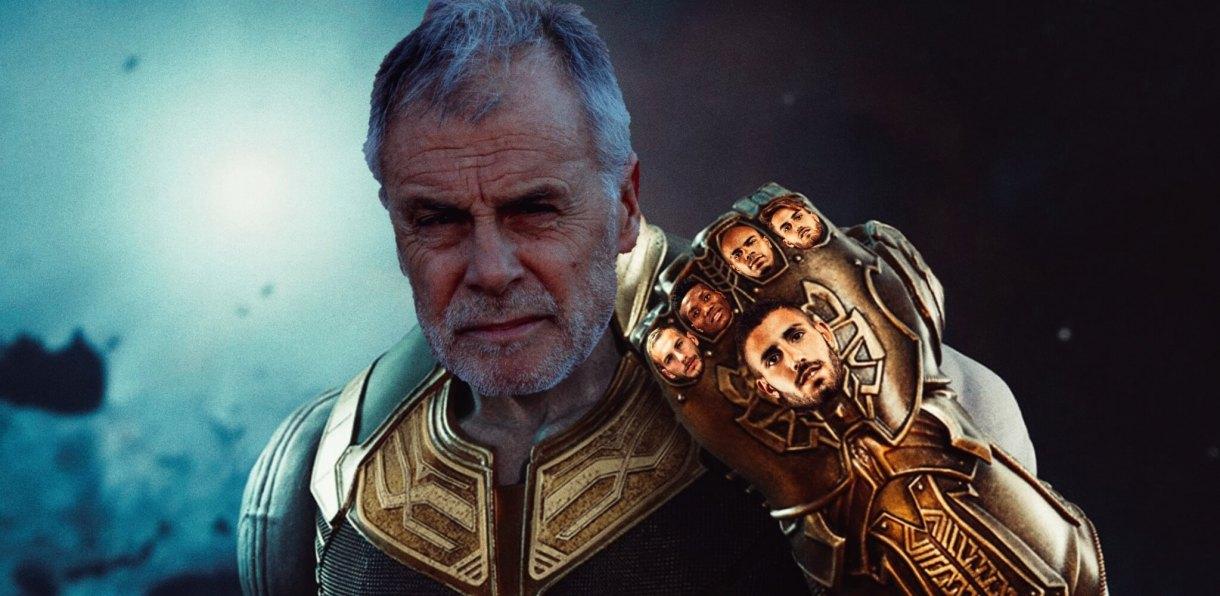 Braglia - Thanos