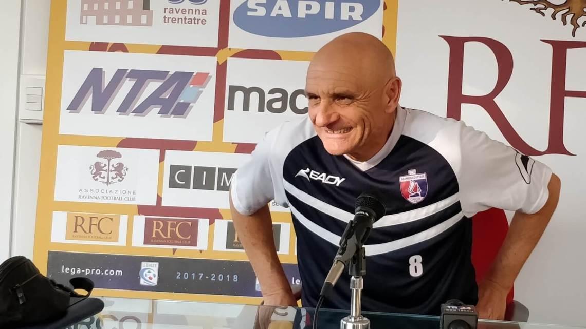 Conferenza stampa Ravenna-Samb