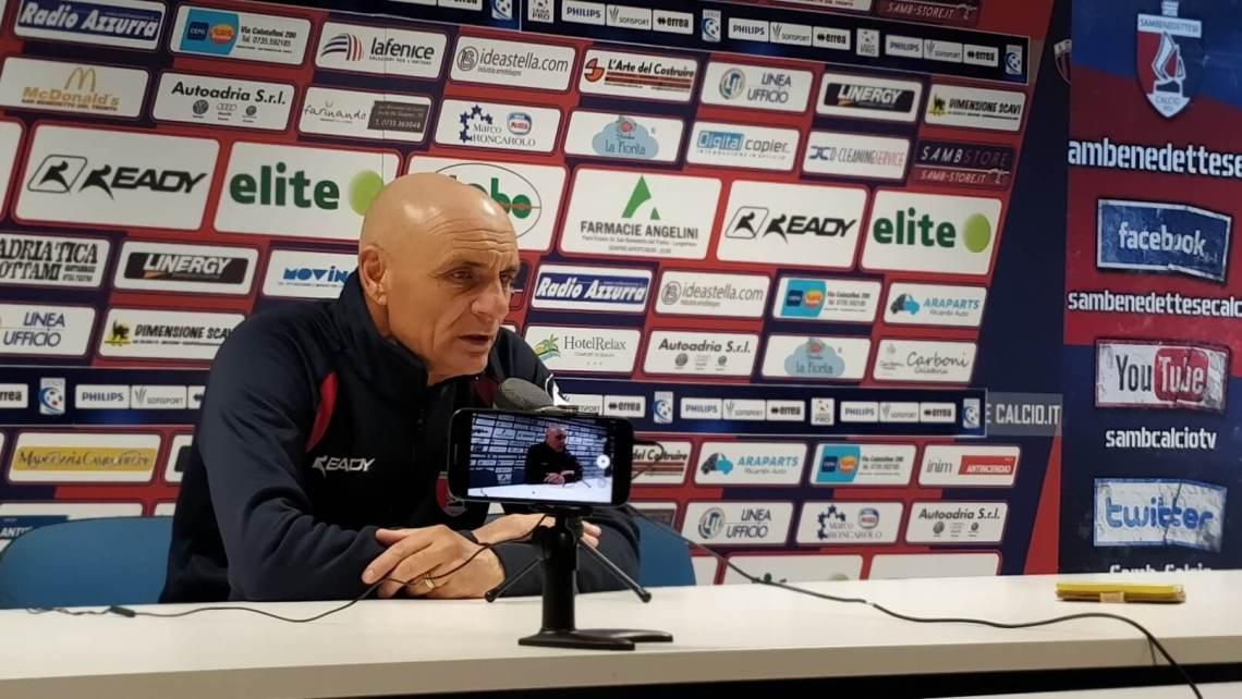 Giorgio Roselli, Samb