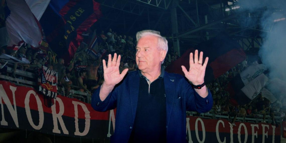 Franco Fedeli, Samb