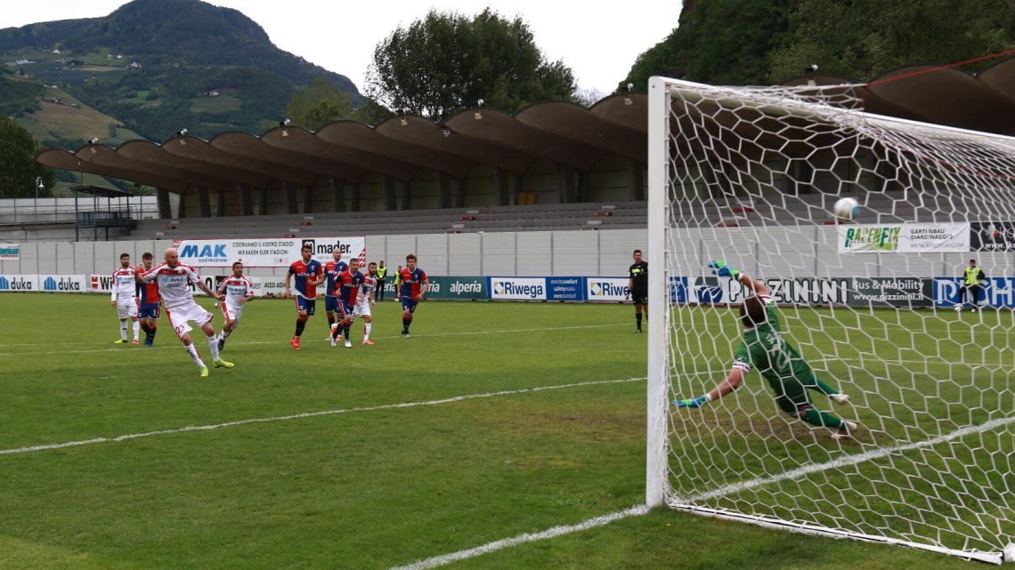 Diretta: Sudtirol-Samb