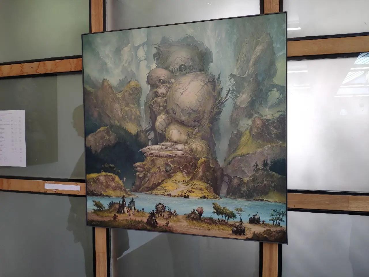 Ayreon Jeff Bertels Artwork
