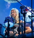 Taylor Hawkins Foo Fighters. Photo by Ros OGorman