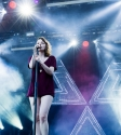 CHVRCHES, Photo By Serena Ho