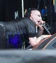 Marilyn Manson, photo by Ros O'Gorman
