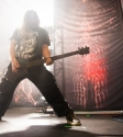 Meshuggah, Photo By Ian Laidlaw