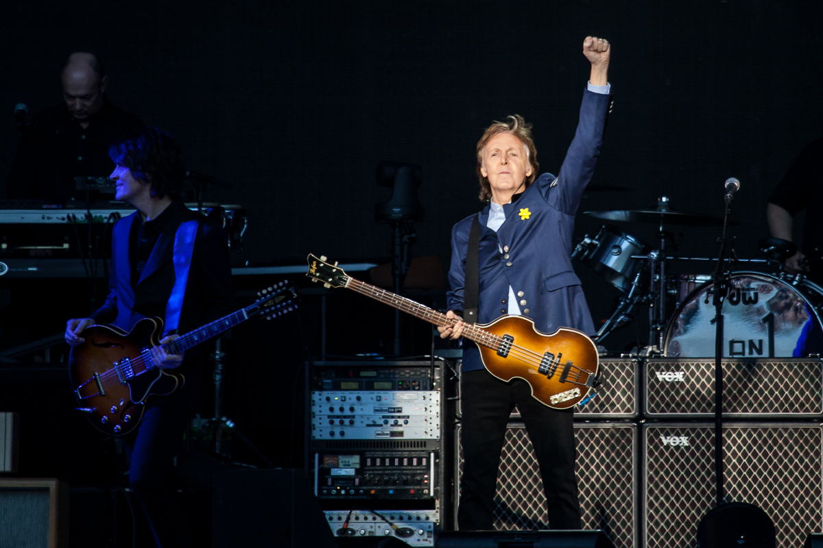 Danny Boyle dropped a scene with Paul McCartney in Yesterday